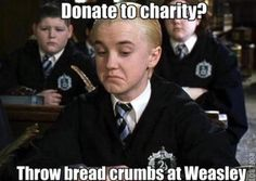"""This is really sad... But really funny... :)  (credit to """"We Owe JKR Our Childhood"""" on FB)"""
