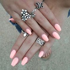 Are you looking for summer nails colors designs that are excellent for this summer? See our collection full of cute summer nails colors ideas and get inspired! nail color 61 Summer Nail Color Ideas For Exceptional Look 2019 Best Summer Nail Color, Cute Summer Nails, Nail Summer, Nails Summer Colors, Bright Nails For Summer, Summer Nails 2018, Summer Shellac Nails, Acrylic Summer Nails Coffin, Pink Shellac