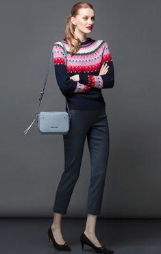 Lookbook Mulher | LANIDOR.COM - Shop Online Online Shopping, Capri Pants, Closet, Fashion, Shopping, Moda, Capri Trousers, Armoire, Net Shopping