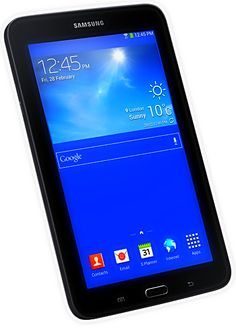 Планшет Samsung Galaxy Tab 3 (T113) black 7''   RAM:1Gb. ROM: 8Gb.Quad Core GPS  , фото 2