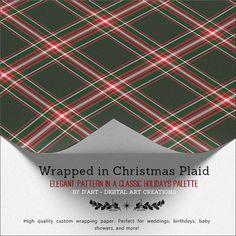 #christmas #xmas #plaid #tartan #wrappingpaper #holidays #giftwrapping #plaidpattern #tartanpattern #christmaswrappingpaper #christmasideas #christmasholidays #zazzle #zazzleshop #zazzler #digitalartcreations
