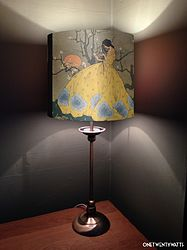 A TALE OF TALES (20cm) LAMPSHADE
