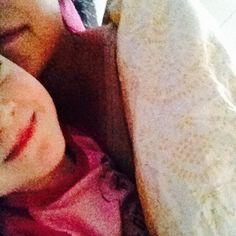 morning cuddling - dafür sind Ferien da!
