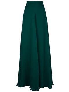 OSCAR DE LA RENTA maxi skirt. LOVE the color