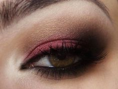 Tutorial – Maquiagem vermelha para o Natal!