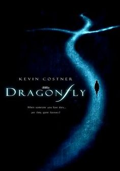 Dragonfly (2002) After his wife is killed while performing relief work in Central America, a doctor's patients begin delivering messages from her from the afterlife. On a quest to determine what his lost soul mate wants, the doctor is forced to accept the impossible.