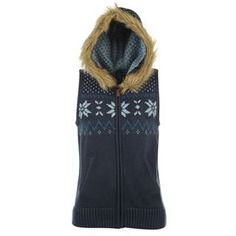 Voodoo Dolls Knitted Gilet