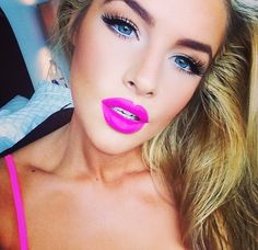 Jean Watts is known for her amazing makeup tips, her full lips and flawless skin makes everyone go crazy. If you want to check out some of great makeup looks to have some serious makeup inspiration! Stunning Makeup, Flawless Makeup, Pretty Makeup, Love Makeup, Makeup Inspo, Makeup Inspiration, Makeup Looks, Amazing Makeup, Flawless Skin