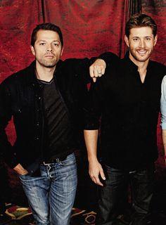 Jensen Misha