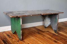 SALE 15 OFF Primitive Old Rustic Style Antique by ScrantonAttic, $169.99