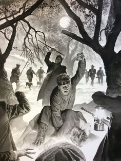 Universal's Monster Universe Better Look as Cool as Its Alex Ross Prints