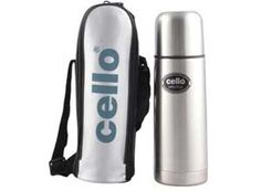 Cello Lifestyle Stainless Steel Flask, 350 ml At Rs.369