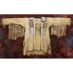 Crow Warshirt | Lots | March in Montana