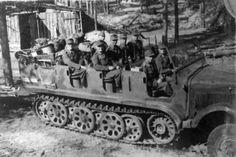German SdKfz 11