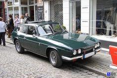 1968 - 1972 Reliant Scimitar GTE SE5   Flickr : partage de photos !