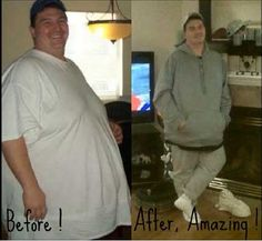 """An Amazing """"Real-Life"""" Weight Loss Story"""