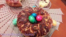 Πασχαλινά αυγά ντεκουπάζ - Γιαγιά Μαίρη Εν Δράσει Muffin, Breakfast, Food, Cakes, Morning Coffee, Mudpie, Muffins, Cake, Meals