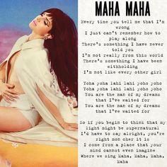 Lana Del Rey - Maha Maha