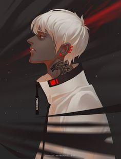 Illustrator : xiu yuan