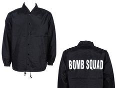 NMW-60 Bomb squad Windbreaker