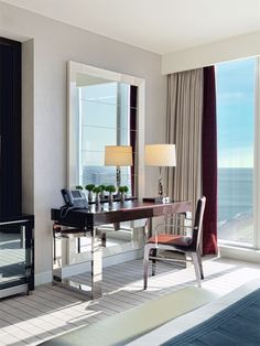 Revel View Suite U2014 The Ocean Sparkles By Day While The City Sparkles By  Night.