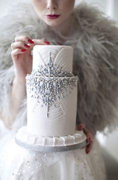 – Winter Wedding Cake Inspiration – » Alexan Events | Denver Wedding Planners, Colorado Wedding and Event Planning