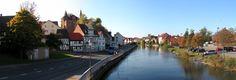 Eschwege, Germany.  My husband's hometown