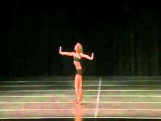 Assolo di danza contemporanea per Simona (once upon a time)