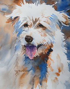Colorado Watercolor Society - Award Winners By Pam Hostetler