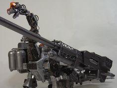 zoikino! - 重力砲装備ウルトラザウルス