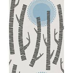 Buy MissPrint Woods Wallpaper Online at johnlewis.com