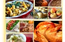 Gluten Free Thanksgiving Recipes Including the Shopping List