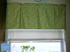 DIY Easy Curtains