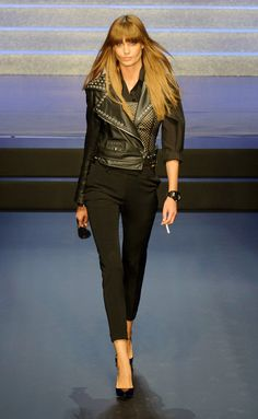 Jean Paul Gaultier - PFW Spring/Summer 2015 - www.so-sophisticated.com
