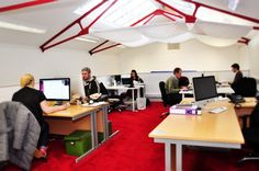 Awesome Offices: Inside 11 fantastic startup workplaces in Dublin - The Next Web - simply zesty