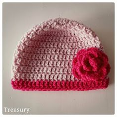 Sugar, spice & everything nice Crochet Baby Hats, Crochet Clothes, Baby Knitting, Crochet Chart, Free Crochet, Knit Crochet, Knitted Necklace, African Flowers, Baby Hands