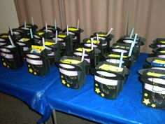 goodie bags for magic theme party