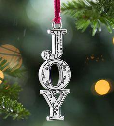 51 best Joy ornaments images on Pinterest | Diy christmas ...