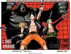 One Piece Manga ch.415 Page 1