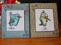 crazy birdsbday2-2015-ls by lesliespringer - Cards and Paper Crafts at Splitcoaststampers