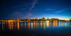 Savannah by Fred Butz IV on 500px   #Savannah Georgia USA, Savannah River waterfront harbor