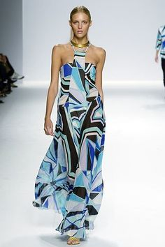 Emilio Pucci Spring 2006 Ready-to-Wear Collection - Vogue