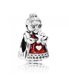 Pandora 2017 Christmas Mrs Charm