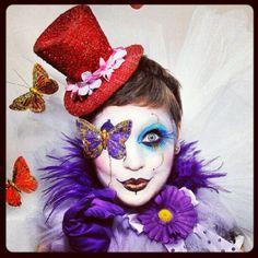 Pretty Clown , @manana