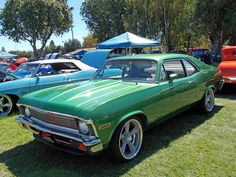 Chevy Nova | Flickr - Photo Sharing!..Re-pin Brought to you by agents at #HouseofInsurance in #EugeneOregon for #LowCostInsurance.