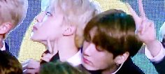 SeoulSisterSopi: JK closed his eyes while back-hugging JM.