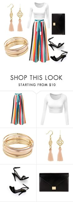 """""""Untitled #65"""" by bettina-agoston on Polyvore featuring Tome, Mudd, LULUS and Victoria Beckham"""