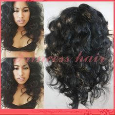 I like this hair wig so much,fluffy....big curly....charming and sexy,black hair just only for black womens,best quality!!