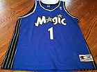 For Sale - Tracy McGrady Orlando Magic Official NBA Jersey by Champion Mens size 48 Vintage - http://sprtz.us/MagicEBay