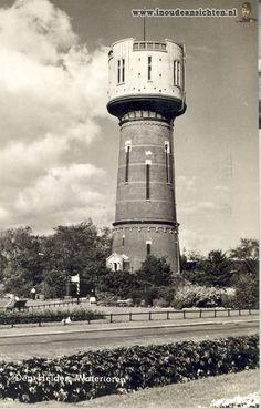 Watertoren rond 1959